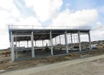 Private Jet Hangar, Ronaldsway Airport